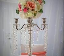exquisite wedding centerpieces