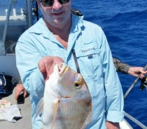 Pan Fry Snapper caught while reef fishing from Cairns