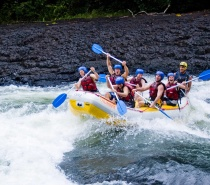 Tully River Full Day White Water Rafting