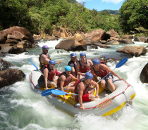 Raging Thunder has three different Cairns raft tours to choose from, and 32 year experience in taking holiday makers just like you on the vacation experience of a lifetime