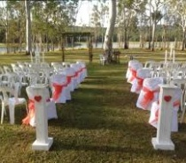 We specialise in Weddings