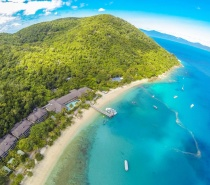 Fitzroy Island is a tropical paradise