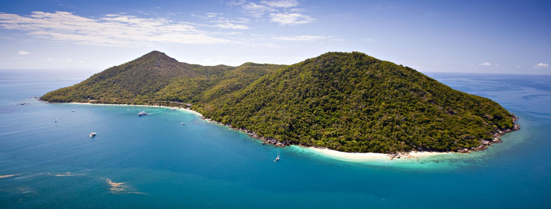 Fitzroy Island Resort Cairns Tourism Town Find