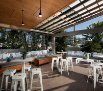 Rydges Plaza Cairns Hotel - Lilo Bar & Terrace
