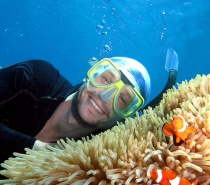 Snorkelling is one of the many activities included in your day and is one of the best ways to view the incredible underwater world of the Great Barrier Reef