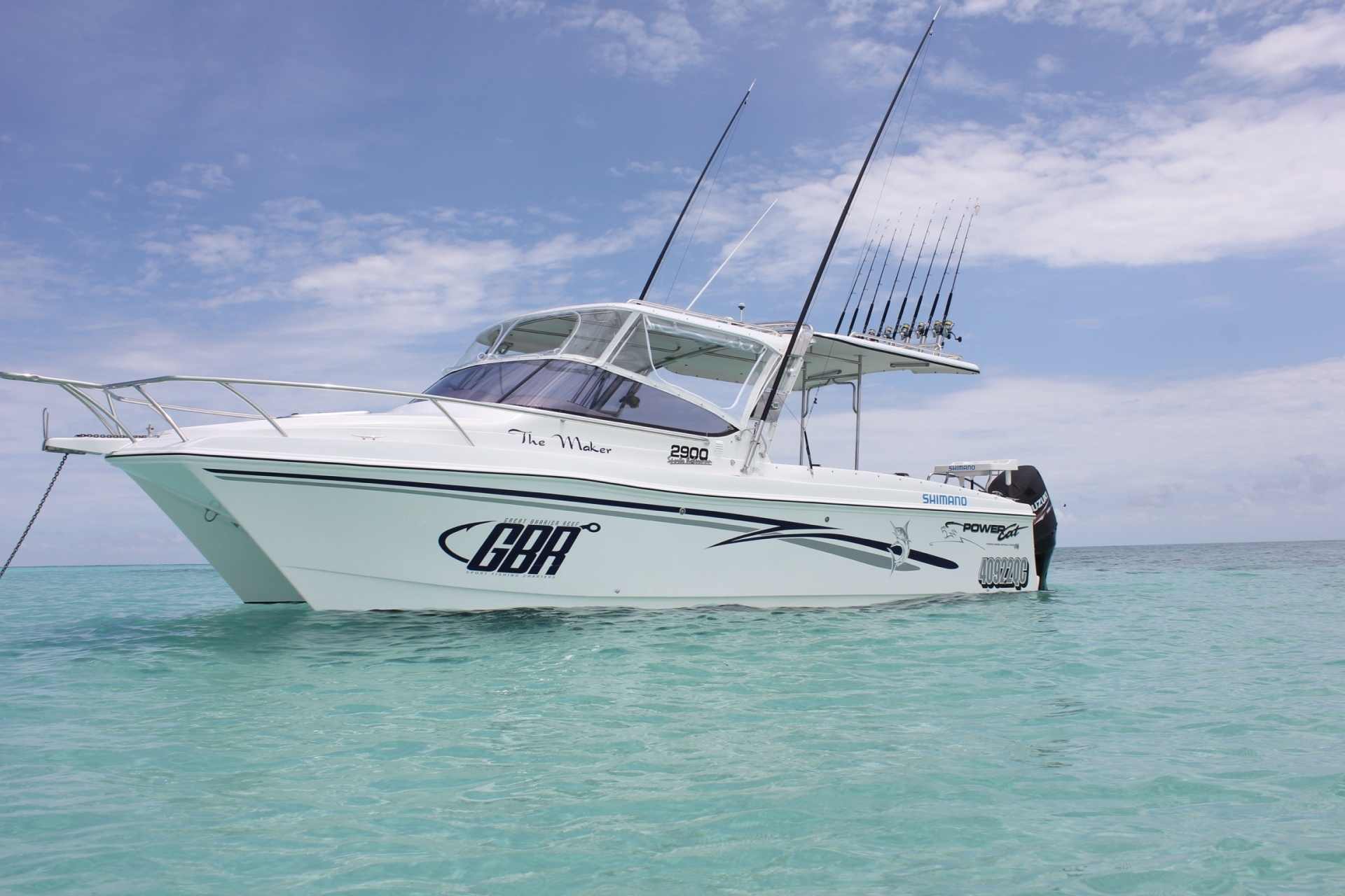 gbr sport fishing charters cairns tourism town find