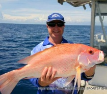 REEF FISHING FOR LARGE MOUTH NANNYGAI