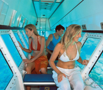 cruise as often as you like on the Semi-submersible