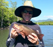 ESTUARY FISHING FOR MANGROVE JACK