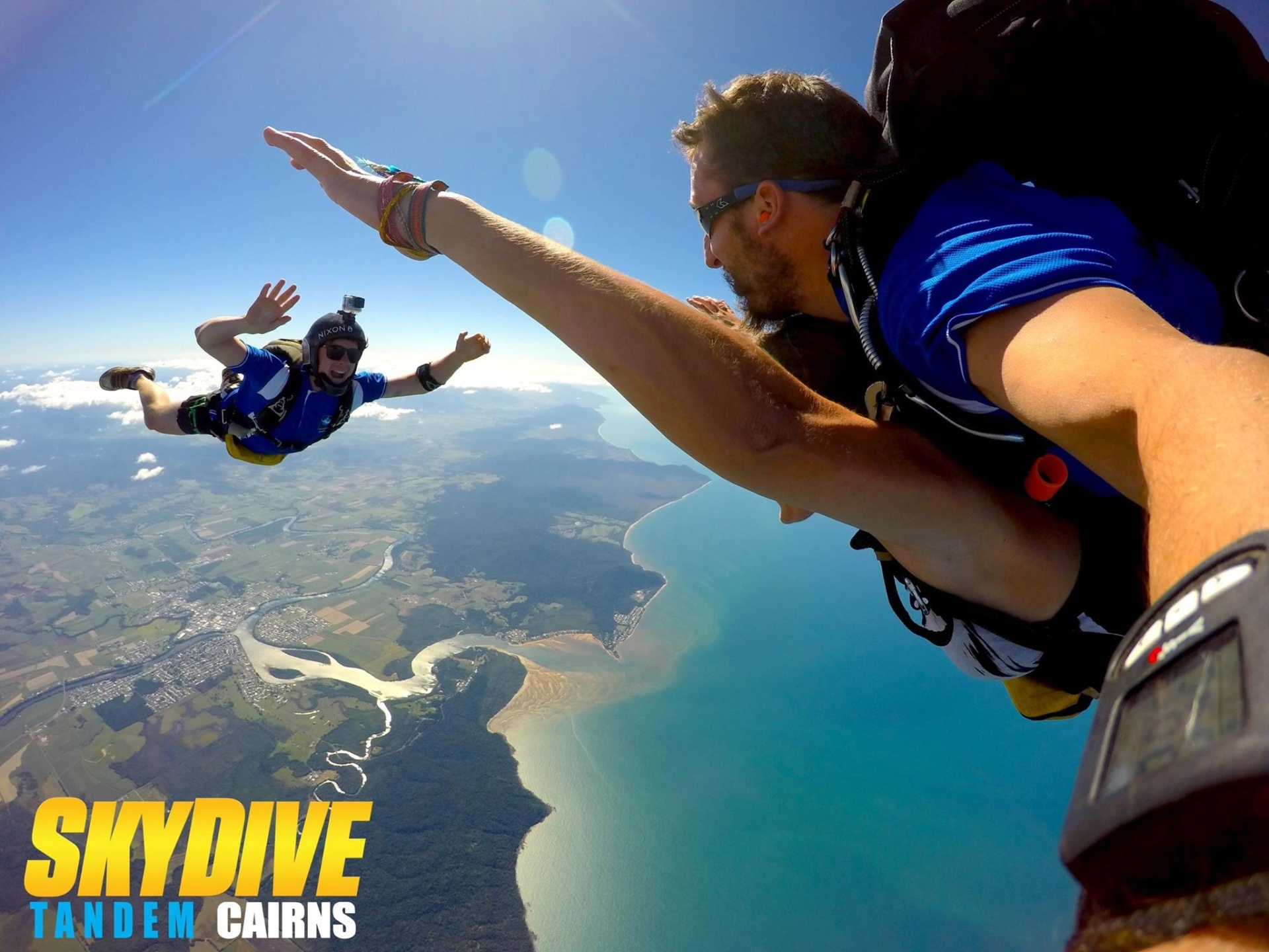 Tandem Cairns Skydiving - Cairns - Tourism Town - Find