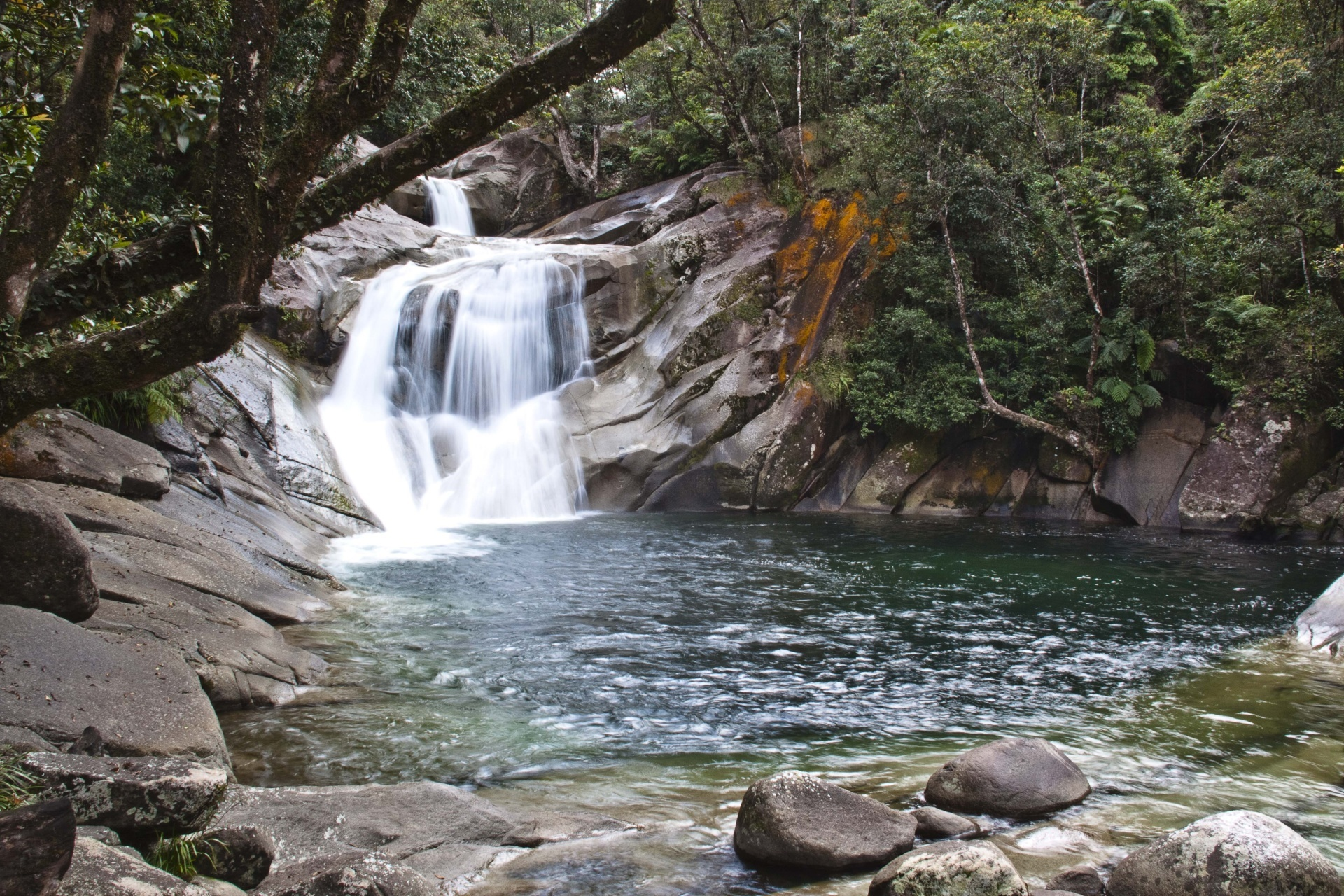 Cairns Backpackers Tour Rainforest & Waterfalls |Cairns Australia Waterfalls
