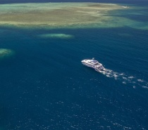 Visit two stunning Great Barrier reef locations with all equipment included.