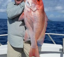 BLUEWATER REEF FISHING