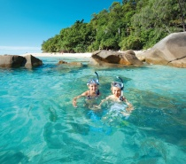 Activity Pass One includes your choice of snorkeling gear OR Glass Bottom Boat