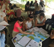 Mapping Activity on Fitzroy Island