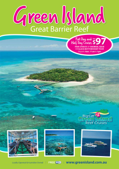 Great Barrier Reef Tours - Big Cat Green Island Reef Cruises