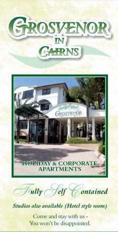 Holiday Apartments - Grosvenor in Cairns