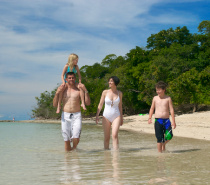 Green Island, fun for the whole family