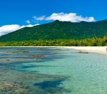 Cape Tribulation beach walk