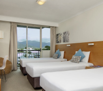 Standard Resort Room- 3 x Single Beds