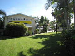Trinity Beach Pacific Resort - Boutique holiday