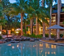 5 Star Luxury Villa 113 @ Sea Temple Palm Cove