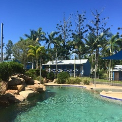 Lake Tinaroo Holiday Park Resort Style Pool