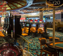 The Reef Hotel Casino - Casino Floor Area