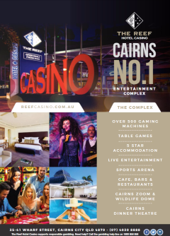 Cairns - Live Music Venues - Cairns - Tourism Town - Find & book