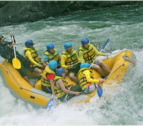 Half Day Barron River Rafting