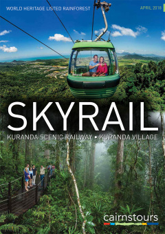 Cairns Tours Kuranda Train & Skyrail