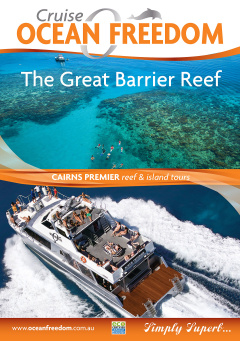 Ocean Freedom | Cairns Reef Day Tour