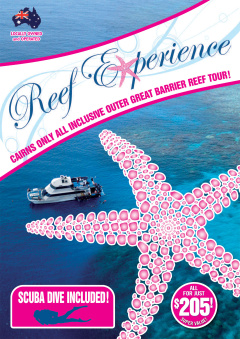 Reef Experience Cairns