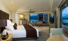 Accommodation at Pullman Reef Hotel Casino