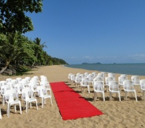 Beachfront Weddings available