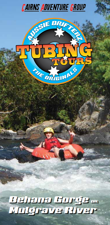 Aussie Drifterz Rainforest Tubing Tours