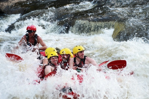 Full Day Rafting Russell River (Seasonal)