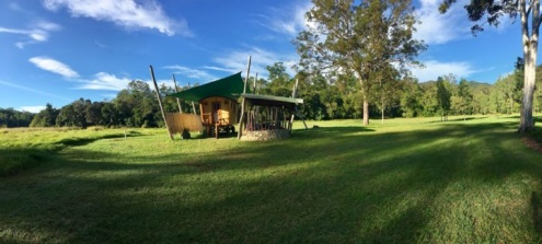 Gypsy Wagon Glamping in the Port Douglas Hinterland/Northern Atherton Tablelands