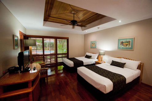 Green Island Resort Accommodation