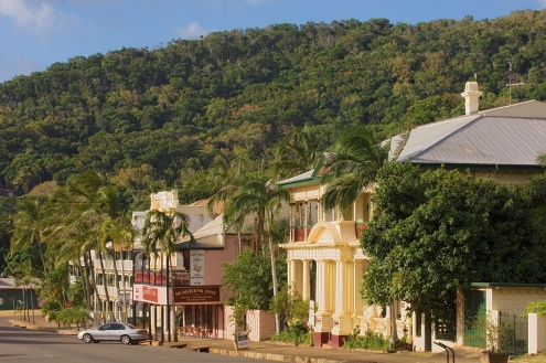 Historical Cooktown