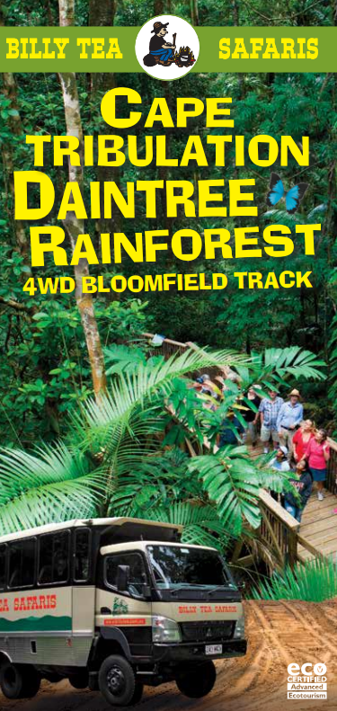 1 DAY DAINTREE, CAPE TRIB & BLOOMFIELD