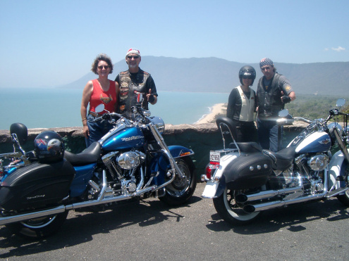 Experience a ride on a Harley-Davidson