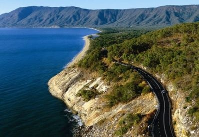 Cairns to Port Douglas Scenic Drive - Cook Highway