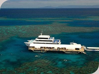 Day 2: Outer Barrier Reef Cruise