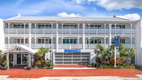 Welcome to City Terraces - Central Cairns Accommodation