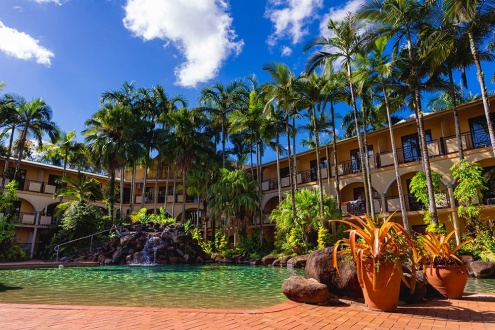 Escape To Palm Royale Cairns