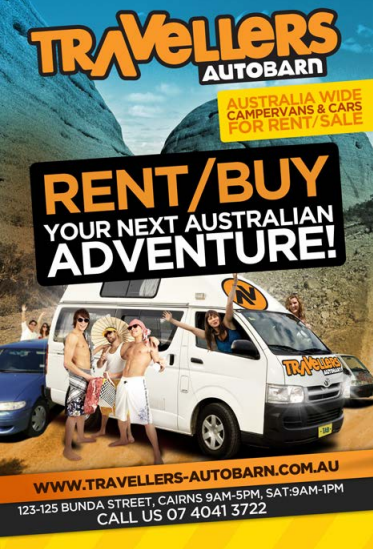 TRAVELLERS AUTOBARN CAMPERVANS AUSTRALIA BUY, SELL, RENT, HIRE
