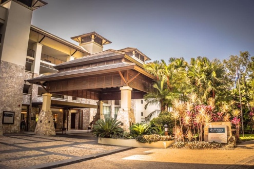 WELCOME TO PULLMAN PALM COVE SEA TEMPLE RESORT & SPA