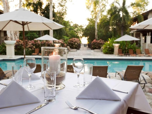 PULLMAN PALM COVE RESORT RESTAURANTS