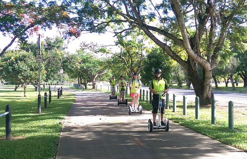 Cairns Segway Afternoon Tour
